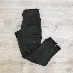 Nike women's grey sweatpants